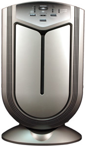 Advanced PureAir Air Shield Air Purifier with Advanced Sensor Technology