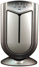 Advanced PureAir Air Shield - Featuring 9-Stage Purification with Air Pollution Sensor Technology