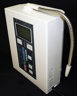 Aqua-Ionizer Deluxe 7.0 Water Ionizer Side and Metal Hose View